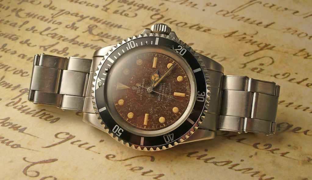 Tudor 7928 un ritrovamento incredibile !