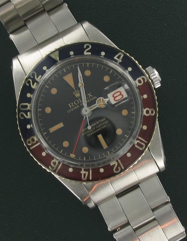 Hawk's Beak Watches | GMT dial OP
