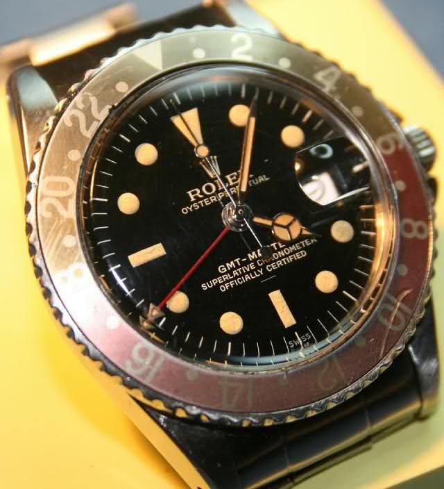 Hawk's Beak Watches | storia GMT gilt